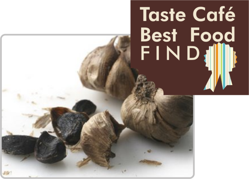 taste blog black garlic