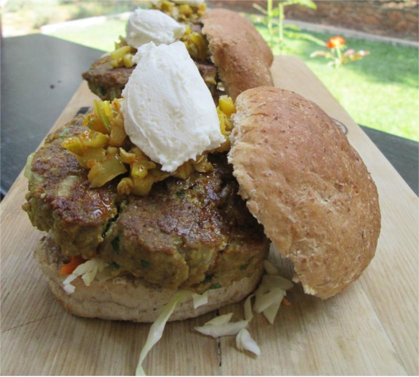 Indian Hamburger 2