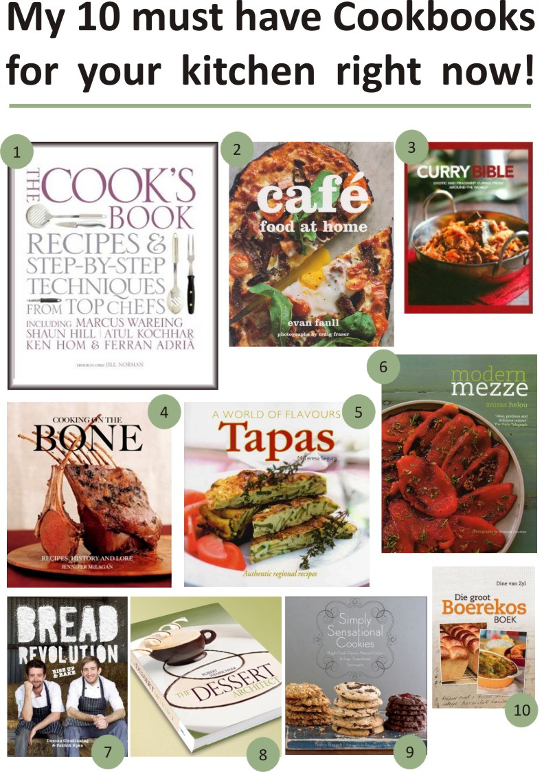 Taste Blog Cookbooks