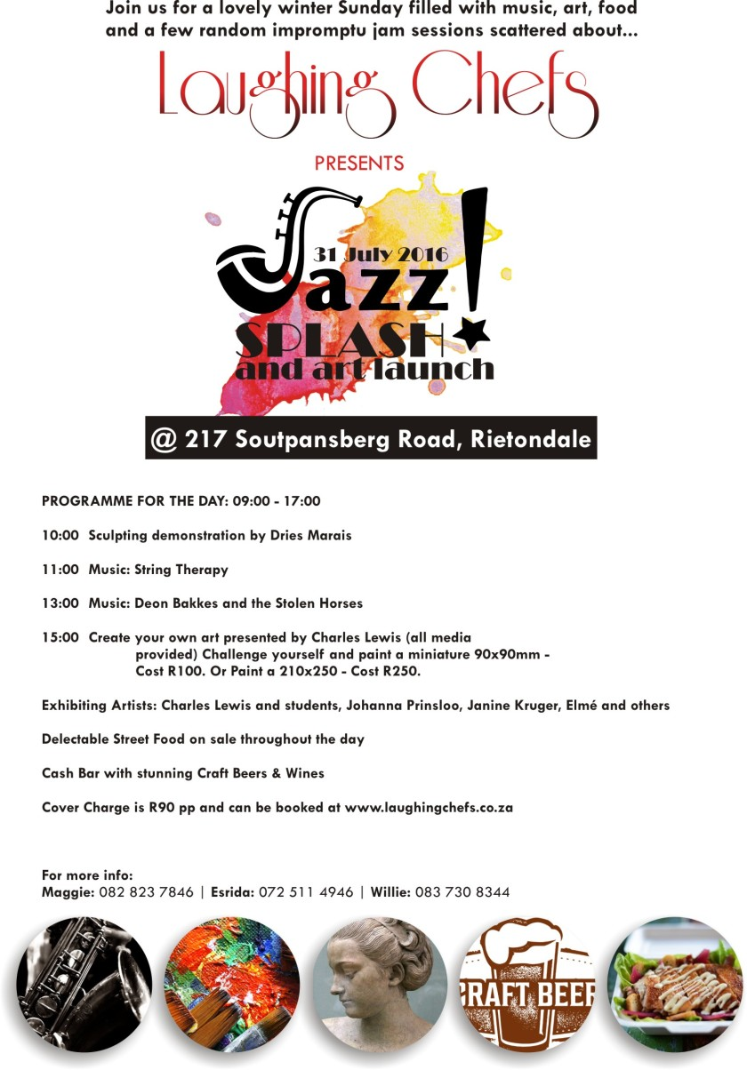 LC Jazz Splash Programme